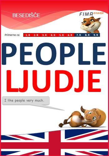 PEOPLE - Ljudje